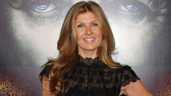 """""""I thought I was going to collapse into a puddle of tears,"""" Connie Britton says. """"I was just grinning from ear to ear."""""""