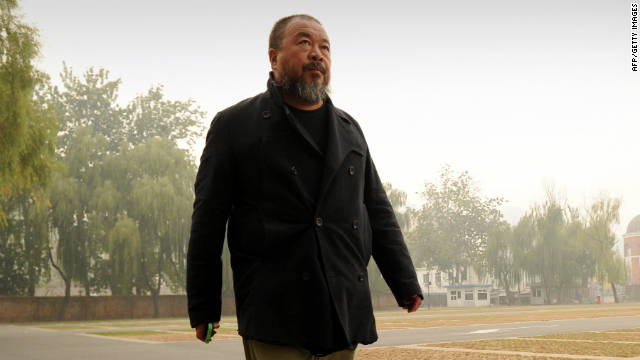 Ai Weiwei: Tax politically motivated