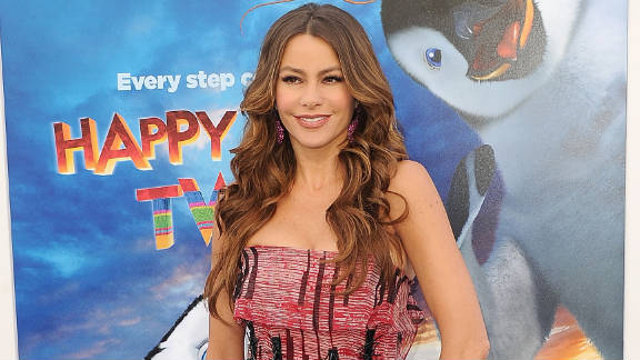 """""""My mother always told me to make the last water in your shower really cold,"""" Sofia Vergara says."""