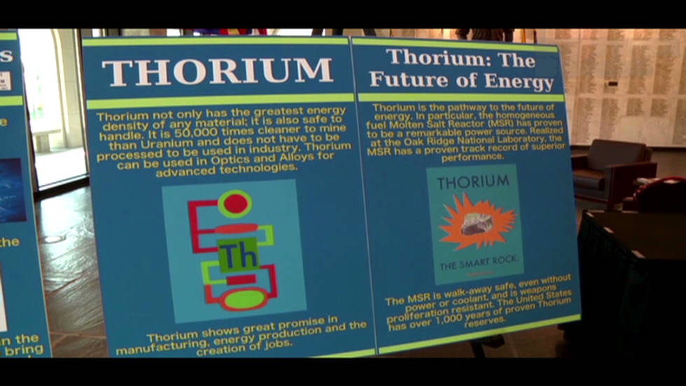 'Forgotten' energy source gets new life
