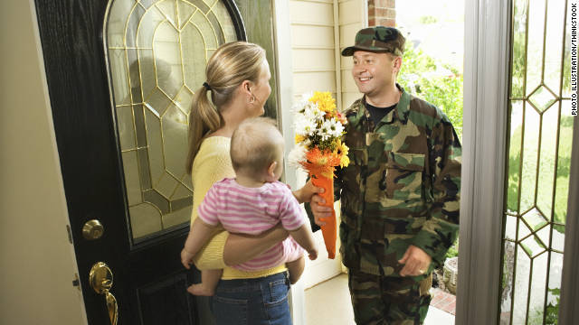 Veterans returning home from the military are looking for a second career.