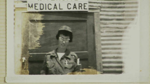 Vietnam veteran served to heal