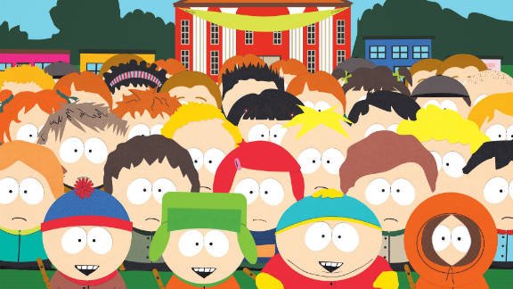 "Where to even begin with ""South Park?"" From it"