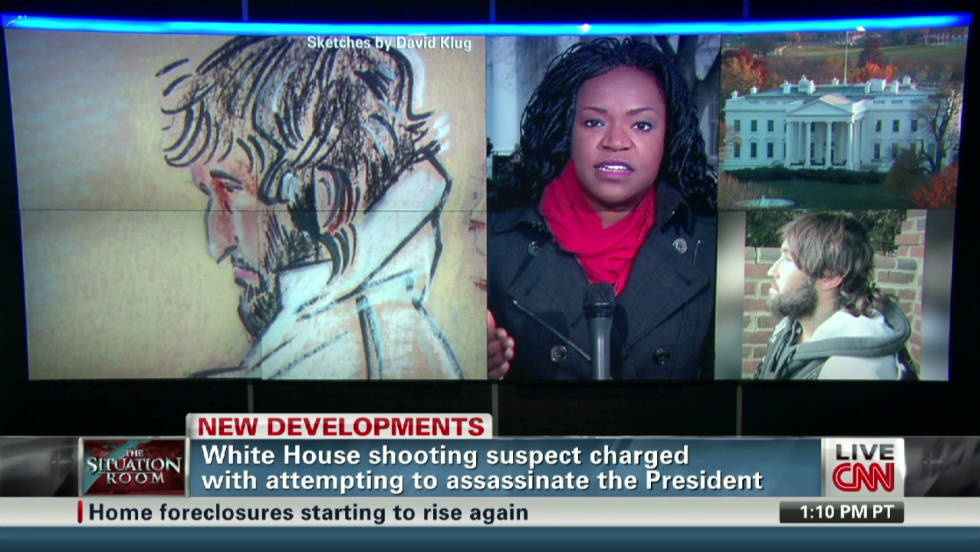 White House Shooting Suspect Faces Attempted Assassination Charge   CNN