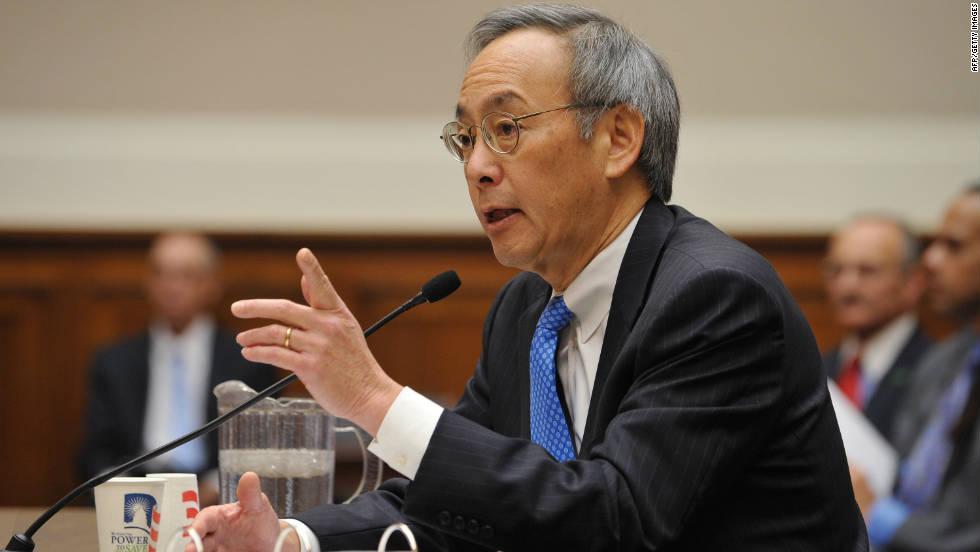 Energy Secretary Steven Chu Is Resigning From President Obamau0026#39;s ...