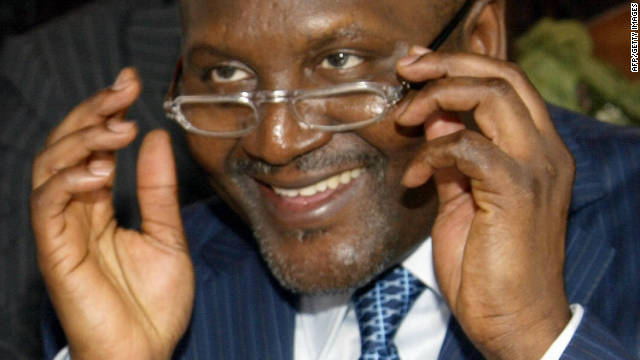 Afrca's richest man is Nigerian Aliko Dangote, according to Forbes business magazine