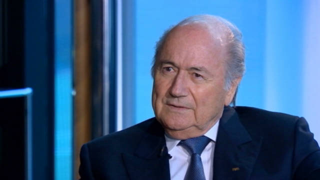 FIFA President denies racism in football
