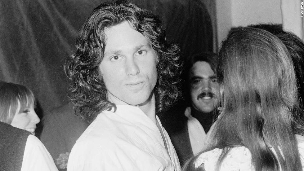 Jim Morrison, lead singer of The Doors,was found dead in his Paris apartment bathtub on July 3, 1971. French officials ruled his death was heart failure and did not perform an autopsy, fueling controversial theories around his death.