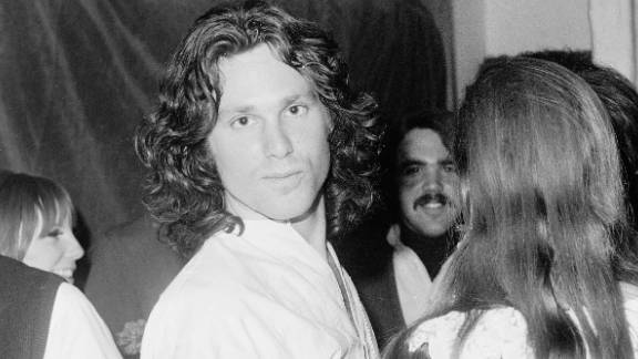 According to reports, Jim Morrison had to sleep at Venice Beach for a period until he found stardom with The Doors.