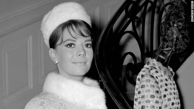Natalie Wood through the years