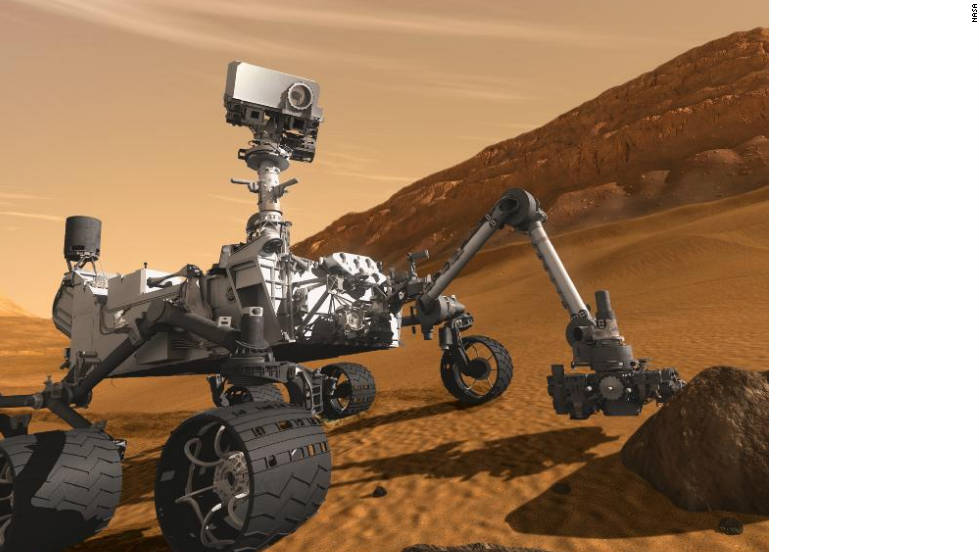 "The Curiosity rover did it: We now know<a href=""http://lightyears.blogs.cnn.com/2013/03/12/nasa-yes-mars-could-have-hosted-life"" target=""_blank""> life could have existed on Mars</a>. Meanwhile, a company called Mars One announced plans to send people there, and <a href=""http://edition.cnn.com/2013/12/10/tech/innovation/mars-one-plan/index.html"" target=""_blank"">200,000 people signed up to be prospective astronauts</a>."