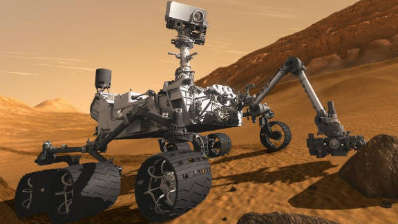 The Curiosity rover did it: We now know life could have existed on Mars. Meanwhile, a company called Mars One announced plans to send people there, and 200,000 people signed up to be prospective astronauts.