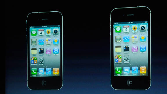 Metrico Wireless tested iPhone 4S network performance for Verizon, AT&T and Sprint.