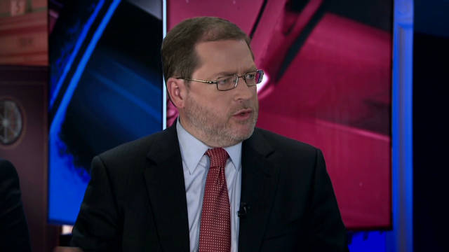 Norquist: I didn't prevent debt deal