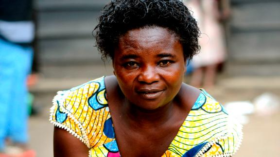 Masika is a survivor of the conflict in the DRC and a rape victim. She has set up a center where other survivors can come for sanctuary when they have nowhere else to go.