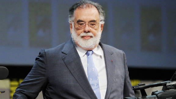 Writer/director Francis Ford Coppola speaks at the 'Twixt' Panel during Comic-Con 2011 on July 23, 2011 in San Diego, California