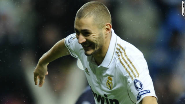 Karim Benzema signed for Real Madrid from French team Lyon in 2009.