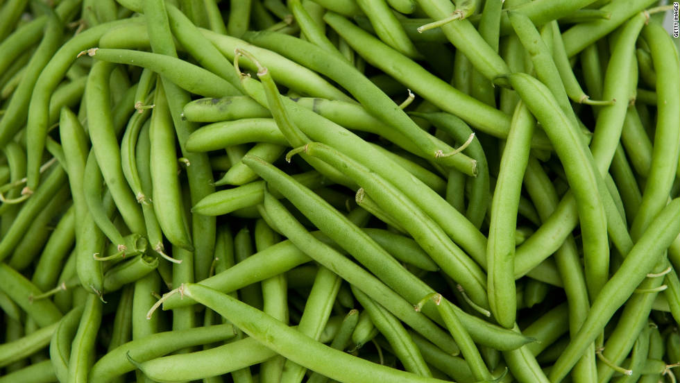"Green beans alone are one of the healthiest Thanksgiving foods. Research shows that they are an excellent source of vitamin C and antioxidants. But be careful with green bean casseroles -- adding canned soup, butter and cream can bring an extra 200 to 300 calories and should have you saying ""No thanks"" instead."