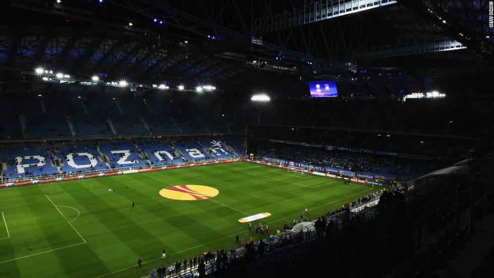 The Miejski Stadium was originally built in 1980, but the arena in the Polish city of Poznan has been updated for Euro 2012. It is the home of Lech Poznan and will stage three Group C matches.