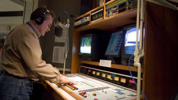 Stan Case had worked at CNN Radio since 1985.