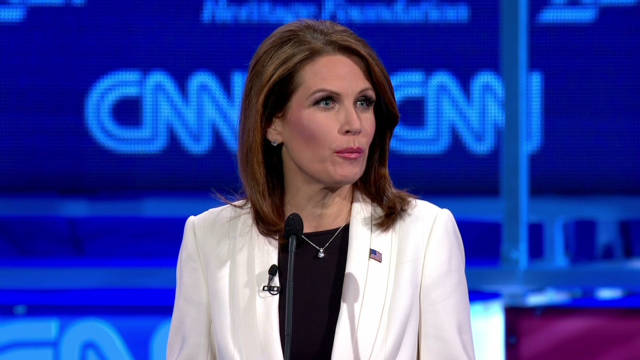 Bachmann hits Obama on Keystone decision