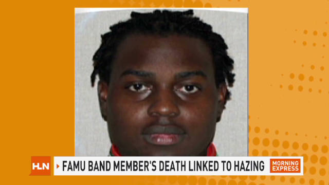 FAMU band member death linked to hazing