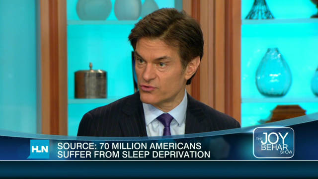 Dr. Oz's rules for better sleep