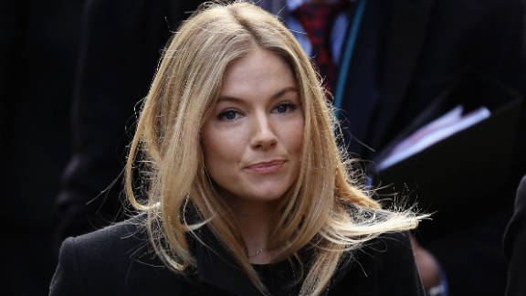 Actress Sienna Miller won a court case on April 5, 2011, to access phone records to see if her phone had been hacked and later recieved a settlement of 100,000 pounds ($163,550).