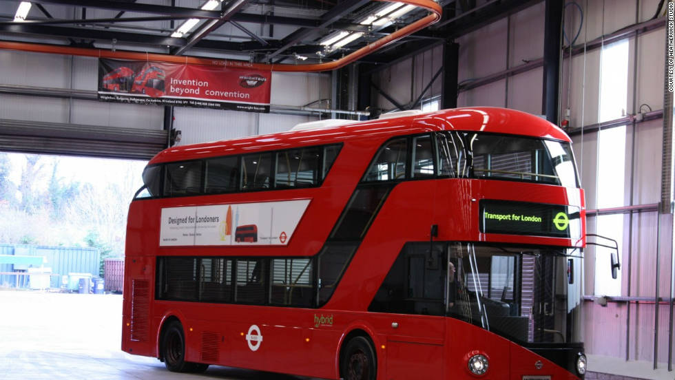 Echoing the shape and function of the old design, the new Routemaster has been updated for 21st century travel needs of all passengers.