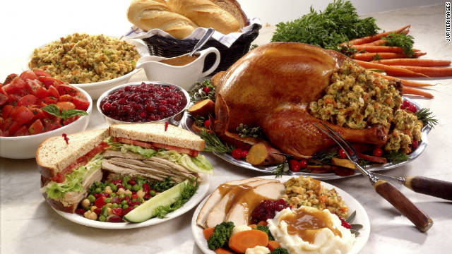 Five tips for Thanksgiving leftovers