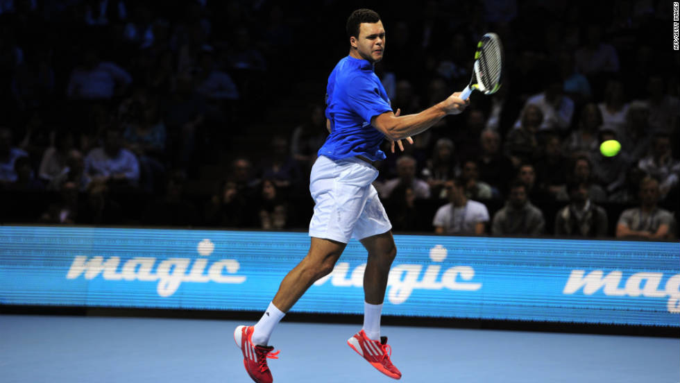 French sixth seed Jo-Wilfried Tsonga has been one of the success stories of this month's tournament, qualifying for the semifinals at the expense of Nadal.