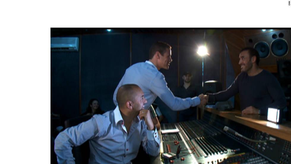 Quincy Jones Arab charity song goes viral - CNN