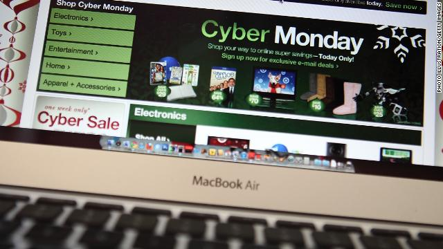 Analysts expect an abundance of deals to bring in record online sales this holiday shopping season.