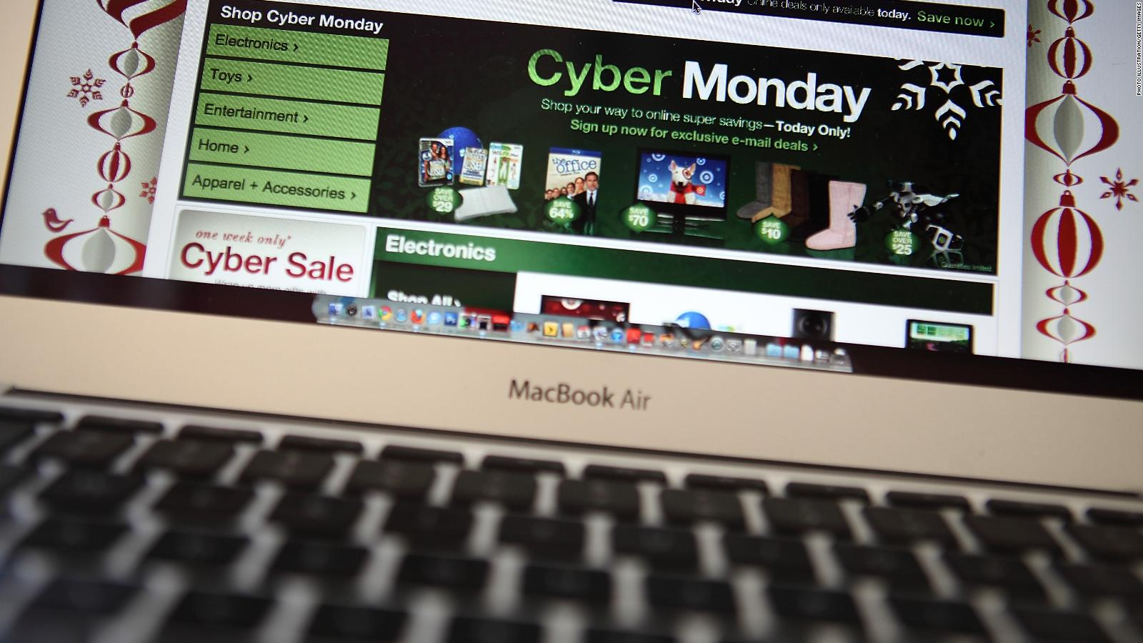 Cyber Monday Deals Fuel Online Shopping Cnn Video