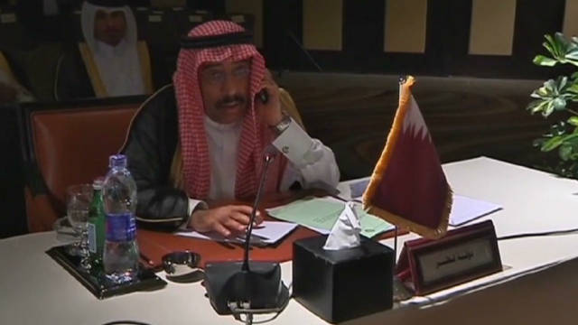 Arab League proposes sanctions on Syria
