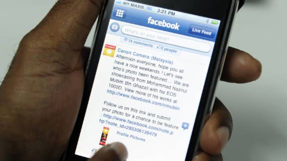 Facebook's new Messenger app is only available in a few countries but will soon roll out to the United States and elsewhere.