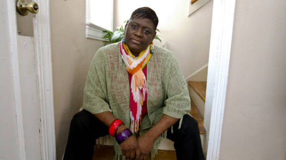 Veronica Hicks said things are changing and that more people are paying attention to HIV/AIDS in her community.