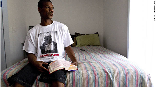 Wade Price, who is gay and living with AIDS, has struggled to find acceptance.