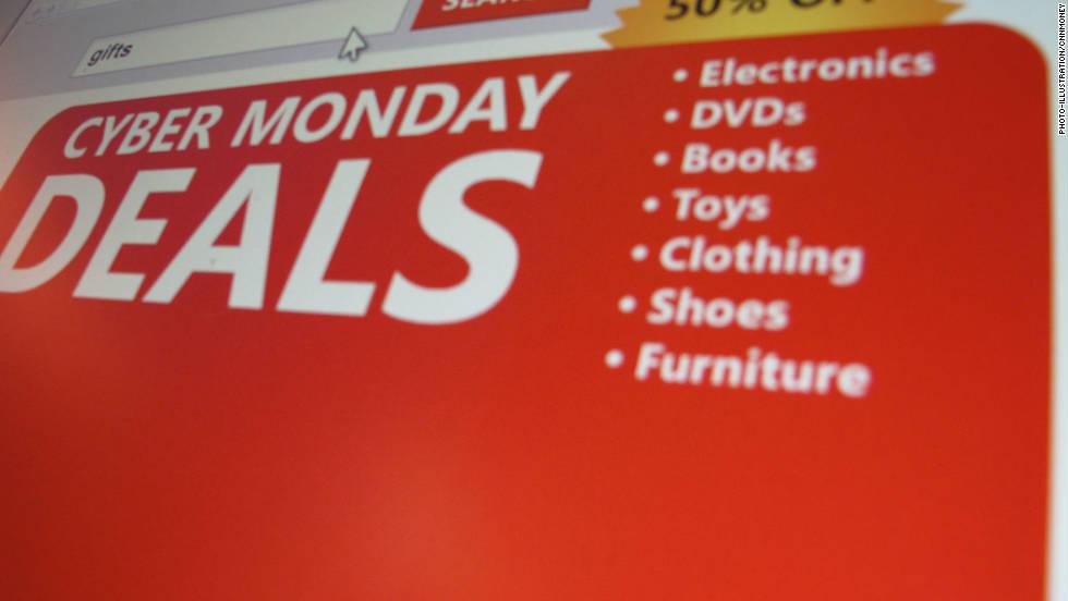 Cyber Monday Deals On Phones Tvs Clothes Cnn