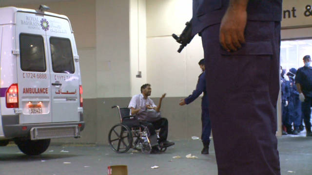 Medic alleges torture in Bahrain