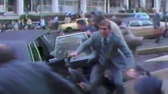 nbc news/trial video of president reagan assassination attempt in 1981