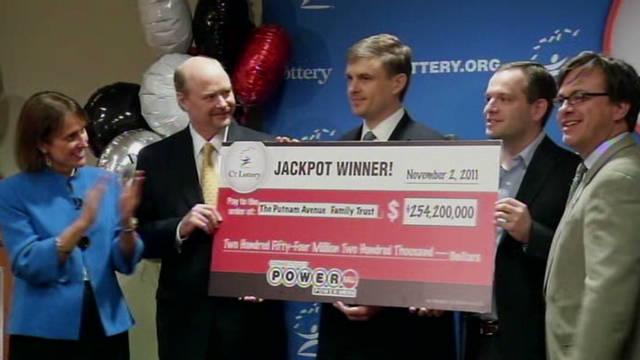 $254 2 million Powerball winners