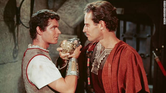 "One of the truly classic Hollywood epics, ""Ben-Hur"" won 11 Oscars and looks and sounds magnificent here."