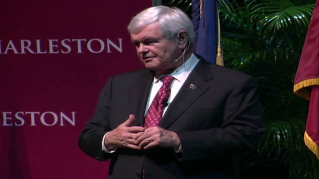 Gingrich: English as official language