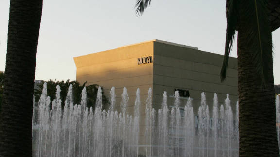 The city is home to several world-class museums, including The Museum of Contemporary Art, pictured.