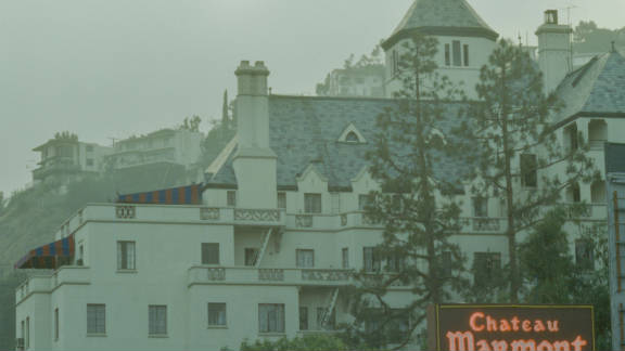 The famed Chateau Marmont hotel is a must-stop for weary travelers and wary celebrities alike.