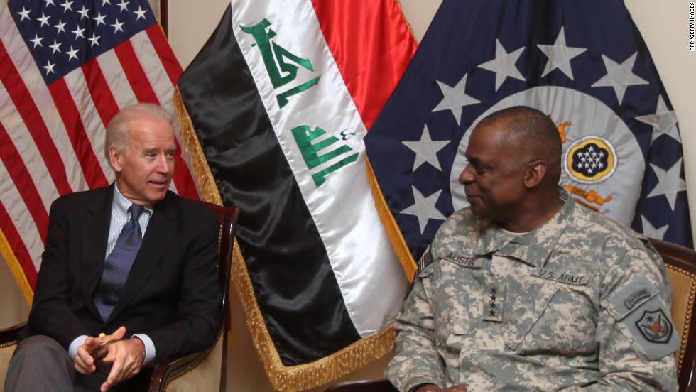 Biden picks retired Gen. Lloyd Austin to be his secretary of defense, source says