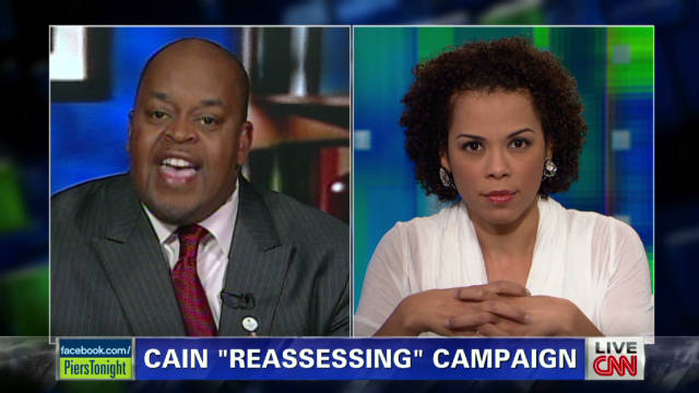 Who S Behind The Cain Accusations Cnn Video