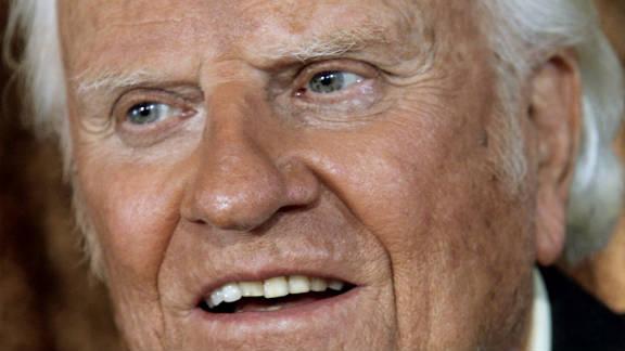 Evangelist Billy Graham turned 93 on November 7.