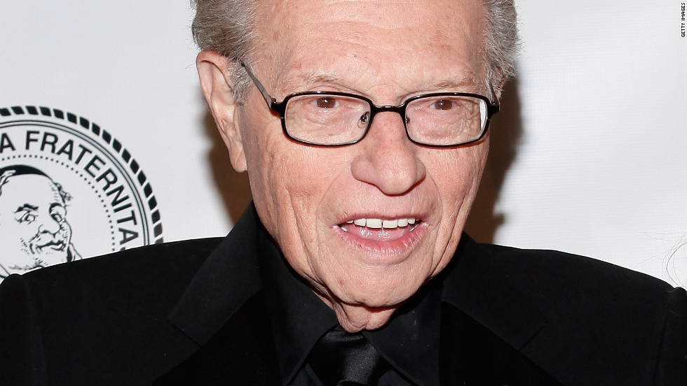 Larry King is recovering in the hospital after undergoing a heart procedure